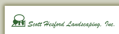 Scott Hesford Landscaping Inc. Home